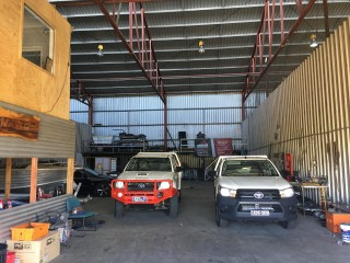 View profile: BARGAIN SHED IN TINGALPA AVAILABLE WITH 2 WEEKS NOTICE