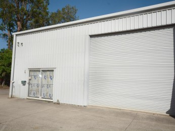 View profile: NOOSAVILLE WAREHOUSE/OFFICE FOR LEASE