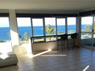 View profile: 2 bedroom apartment across the beach, great views!