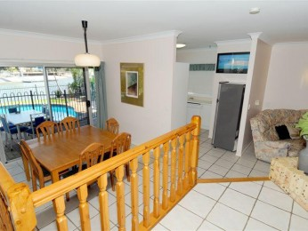 View profile: Large Mooloolaba canal front home, sleeps 12, pet friendly, save $50 per night!!